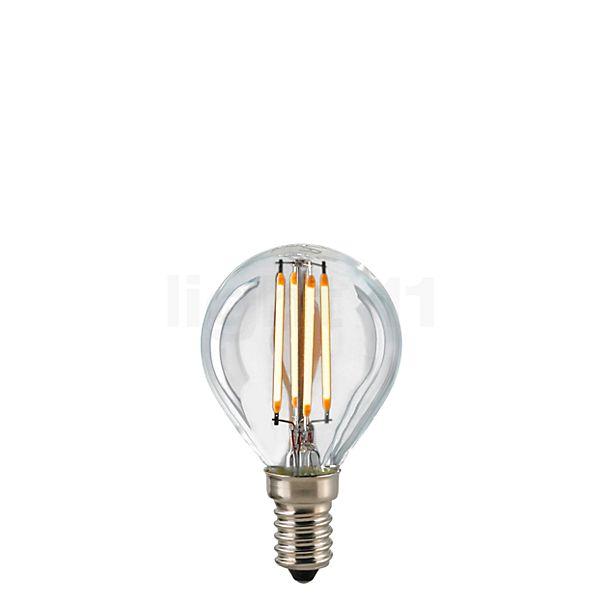 Sigor D45-dim 4,5W/c 827, E14 Filament LED