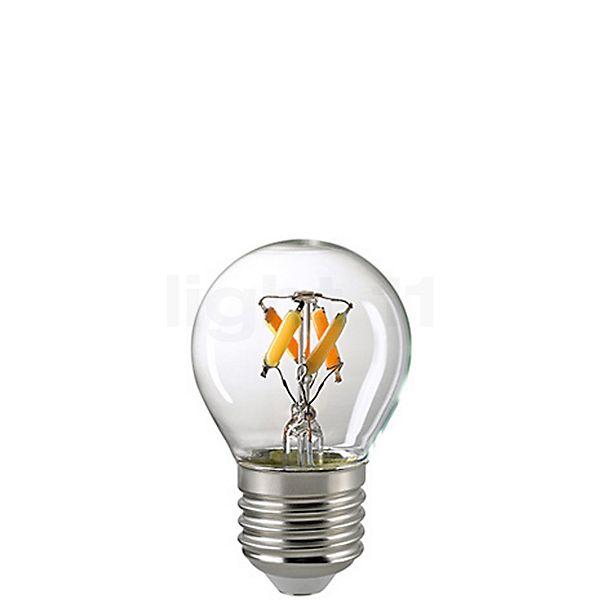 Sigor D45-dim 4,5W/c 827, E27 dim-to-warm Filament LED