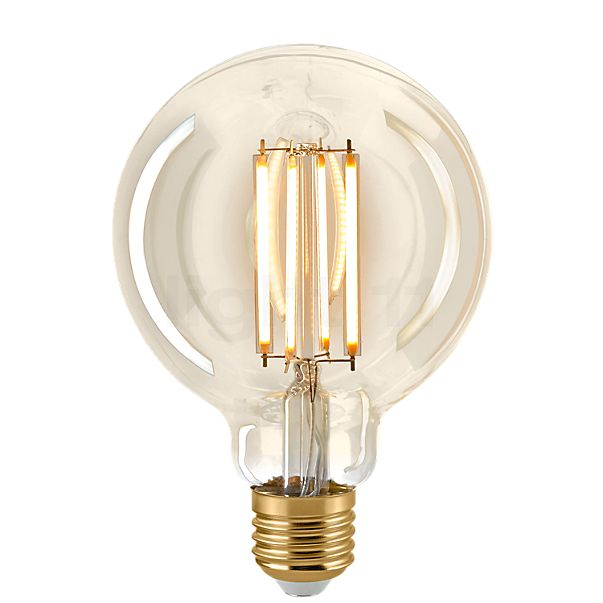 Sigor G95-gd-dim 8.5W/820, E27 Filament LED