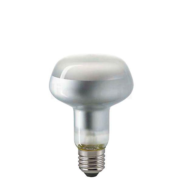Sigor R80-dim 7W/m/35° 827, E27 Filament LED