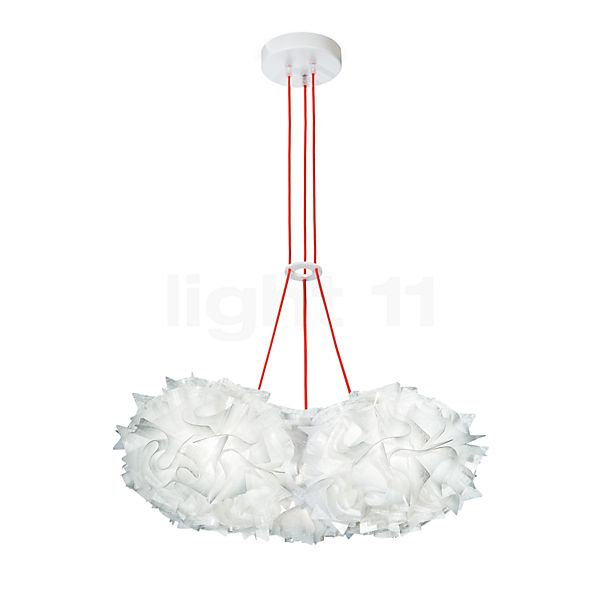 Slamp Veli Couture Mini Trio Pendant Light
