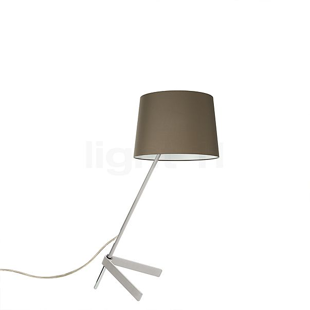 Steng Licht Stick Table Lamp, silver body