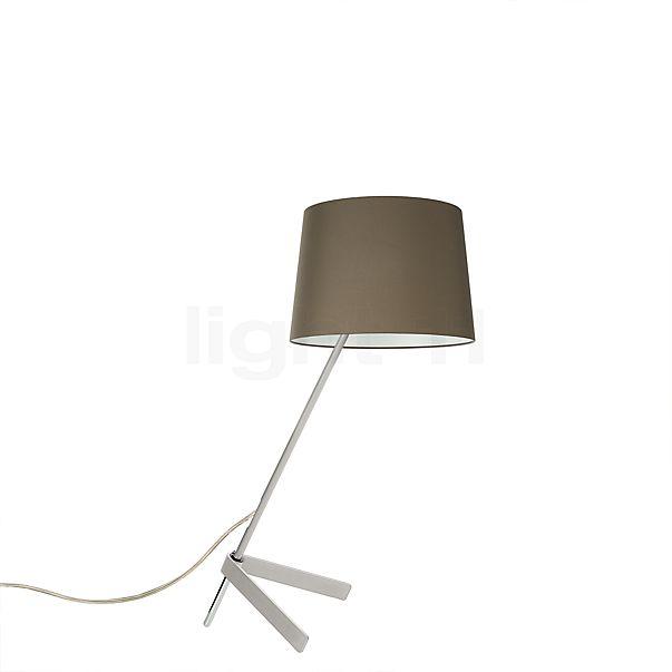 Steng Licht Stick Tafellamp, voet zilver