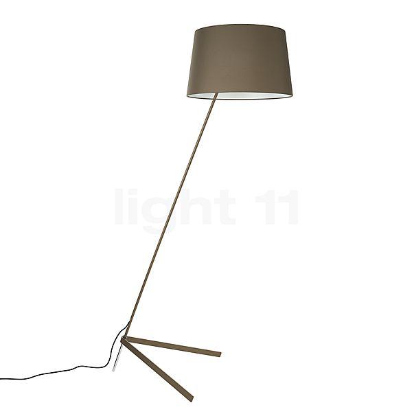 Steng Licht Stick, lámpara de pie, cuerpo castaño