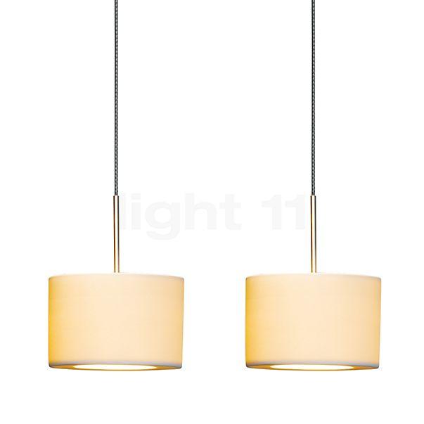 Steng Licht Tjao Pura, lámpara de suspensión de 2 focos