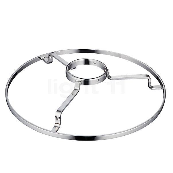 Tecnolumen Pieza de repuesto, anillo de soporte para vidrio para lámparas Wagenfeld