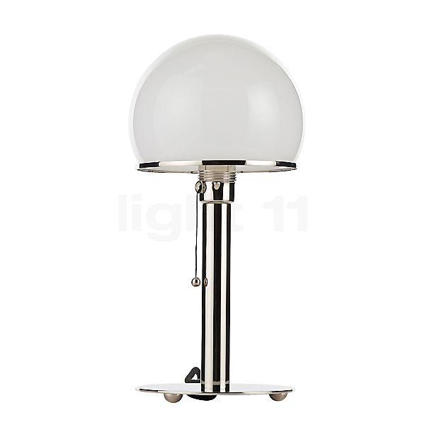 Tecnolumen Wagenfeld WA 24 Lampada da tavolo
