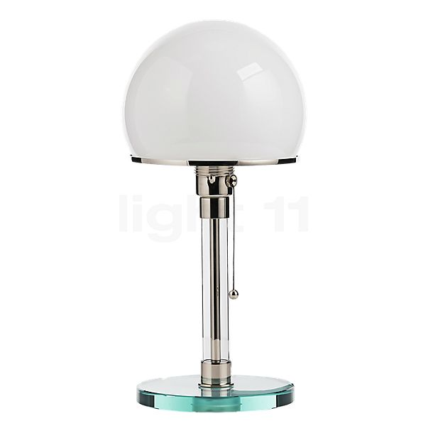 Tecnolumen Wagenfeld WG 24 Bordlampe