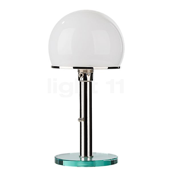 Tecnolumen Wagenfeld WG 25 GL Bordlampe