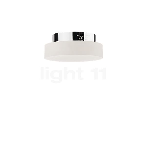 Top Light Allround Flat Plafonnier ø12 cm Outdoor LED