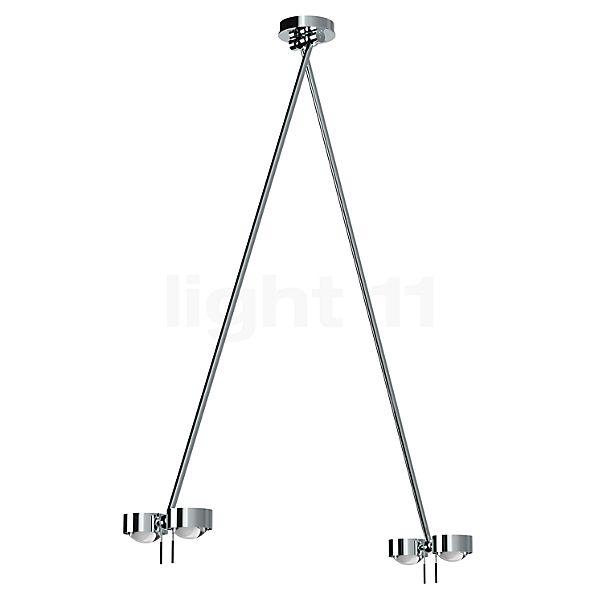 Top Light Puk Ceiling Sister Twin 125 cm LED