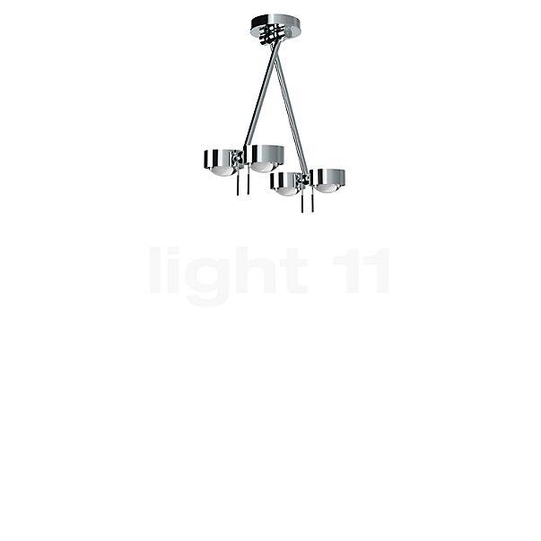 Top Light Puk Ceiling Sister Twin 20 cm