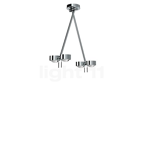 Top Light Puk Ceiling Sister Twin 40 cm