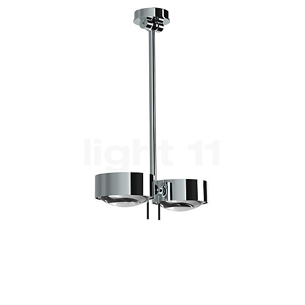 Top Light Puk Maxx Wing Twin Ceiling 80 cm LED