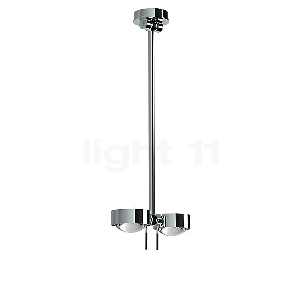Top Light Puk Wing Twin Ceiling 100 cm LED