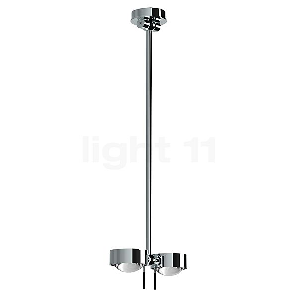 Top Light Puk Wing Twin Ceiling 125 cm