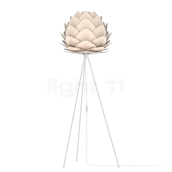 UMAGE Aluvia Tripod Floor Lamp