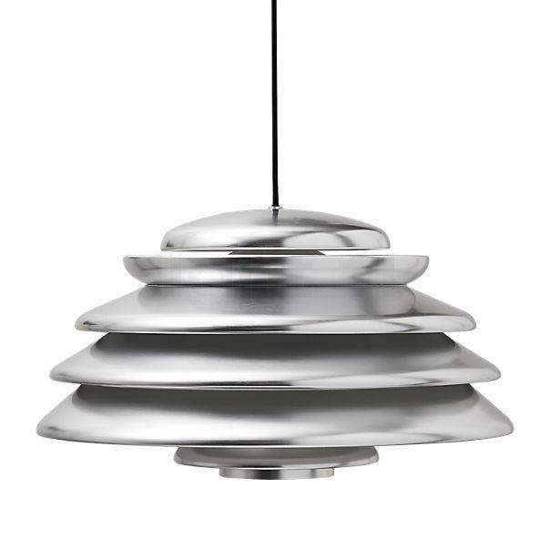 Verpan Hive, lámpara de suspensión