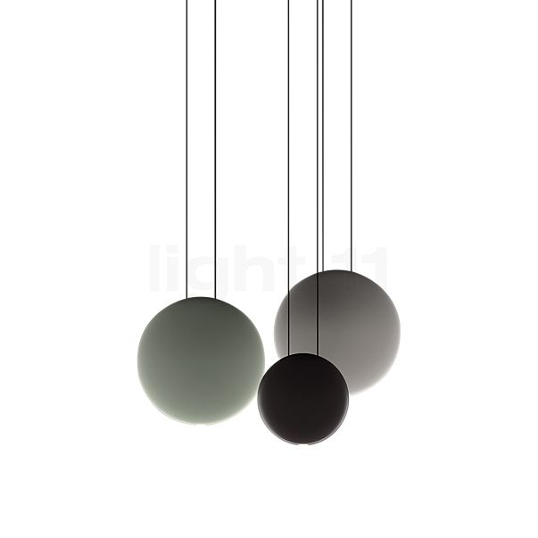 Vibia Cosmos Pendel Downlight 3-flamme LED