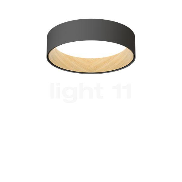 Vibia Duo Ring, lámpara de techo LED