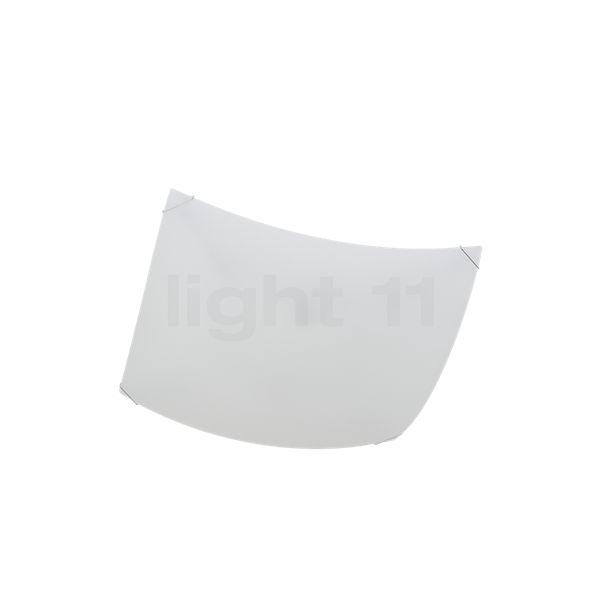 Vibia Quadra Ice wall/ceiling light LED