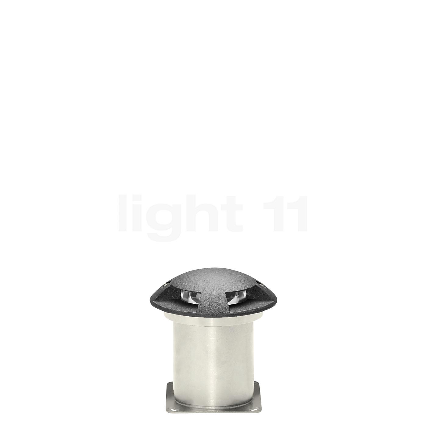 bega 88675 luminaire encastrer 4x 60 led. Black Bedroom Furniture Sets. Home Design Ideas
