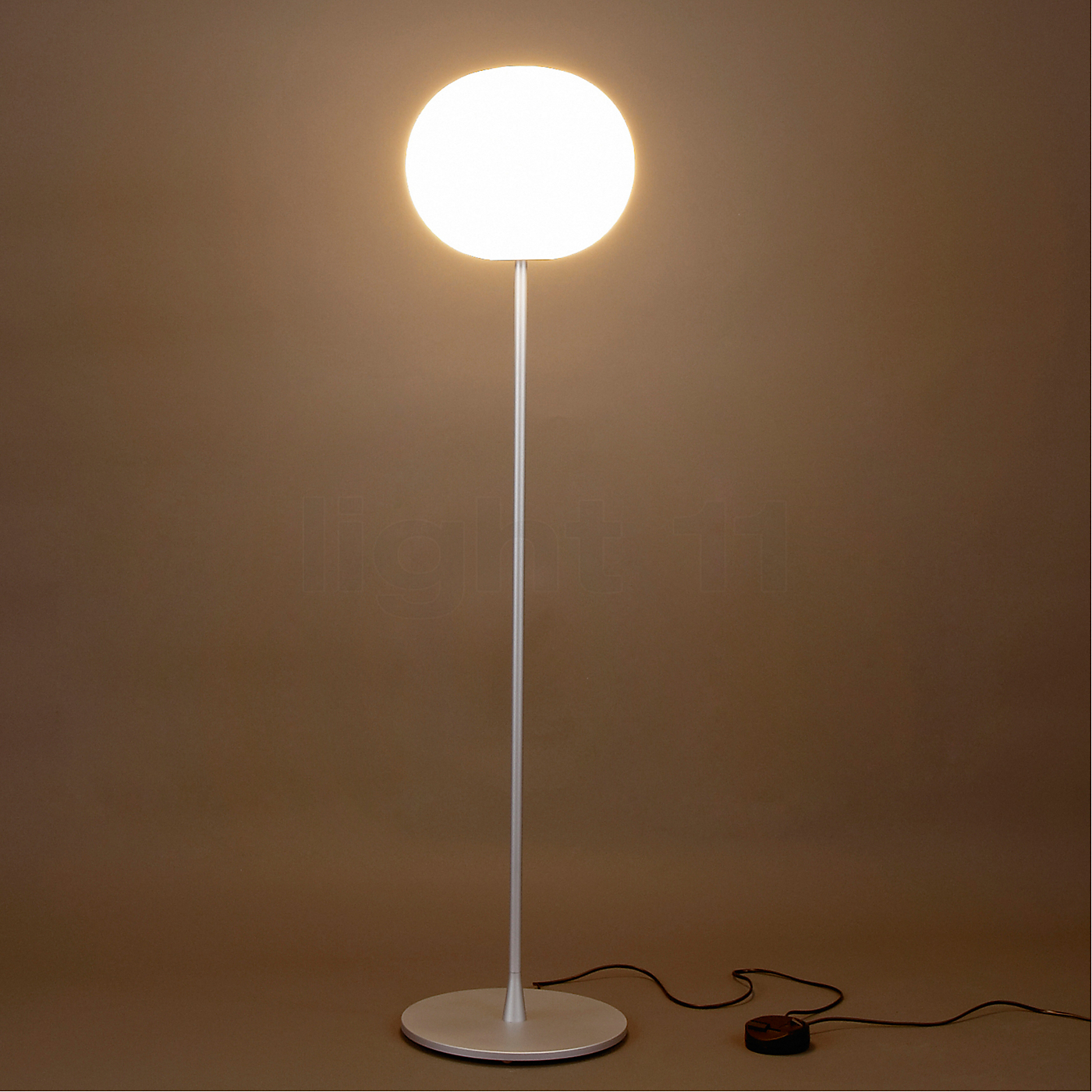 flos glo ball f3 floor lamps buy at. Black Bedroom Furniture Sets. Home Design Ideas