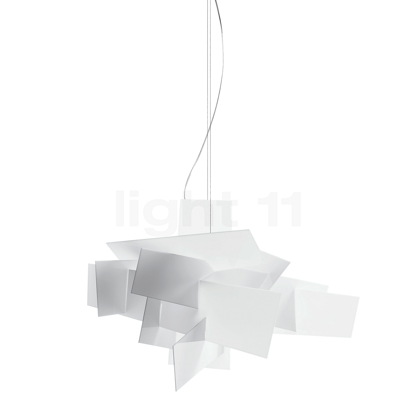 foscarini big bang l sospensione led k be p. Black Bedroom Furniture Sets. Home Design Ideas
