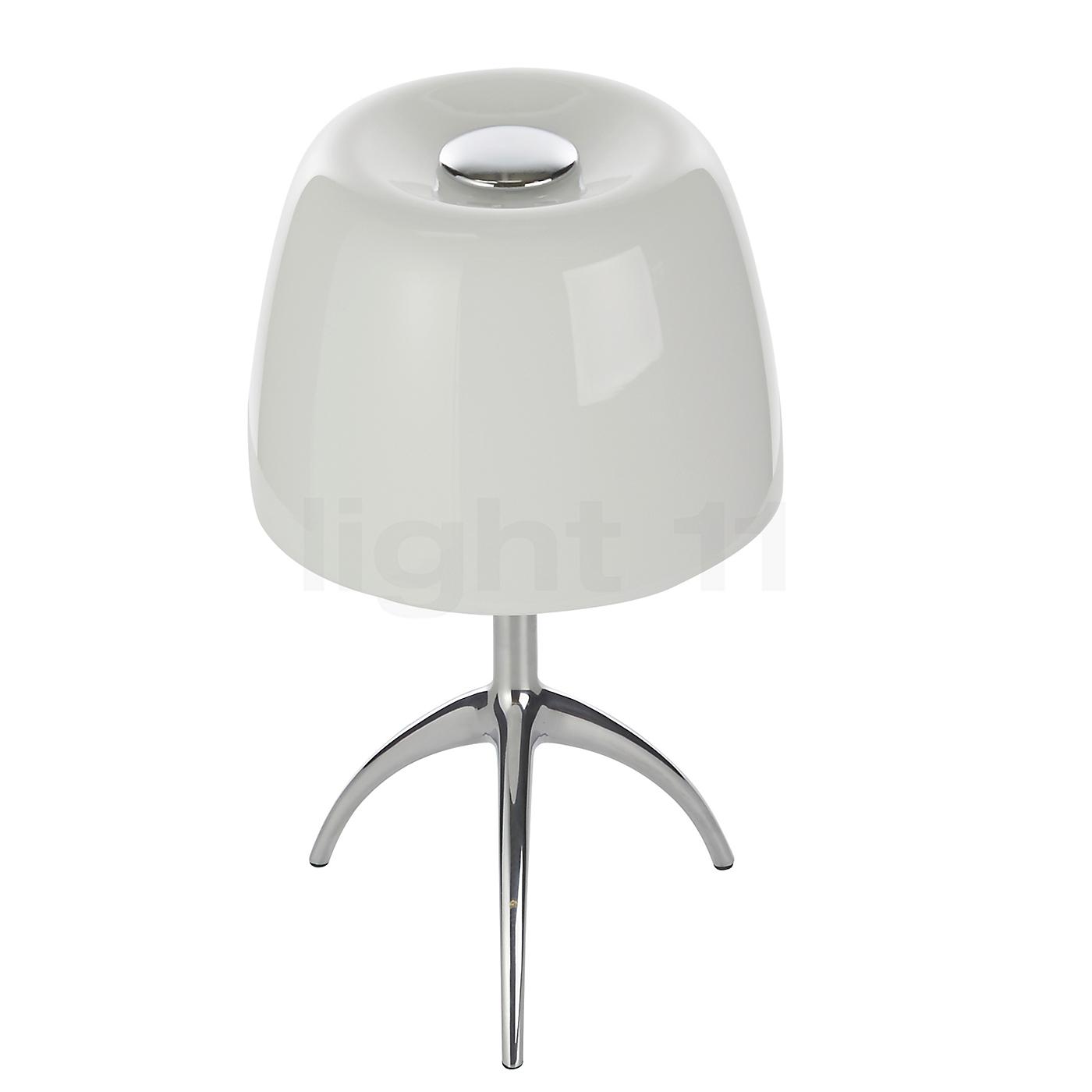 foscarini lumiere tavolo piccola g9 mit dimmer. Black Bedroom Furniture Sets. Home Design Ideas