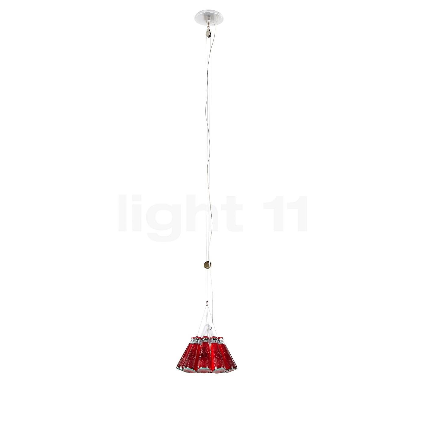 Ingo maurer campari light 155 da comprare su for Ingo maurer lampadario